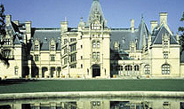 The Biltmore, built with cut stone