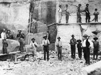 Limestone Quarriers 1865